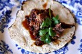 Brisket braised with ancho and chipotle chilies