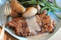 Gluten-free Grass-fed Chicken Fried Steak