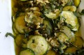 Marinated Zucchini with Herbs
