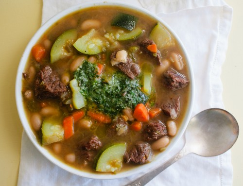 My Husband And I Went To A French Cooking Class A Few Years Ago That Featured Rustic Country Cooking One Of Our Favorite Dishes Was A French Vegetable Soup