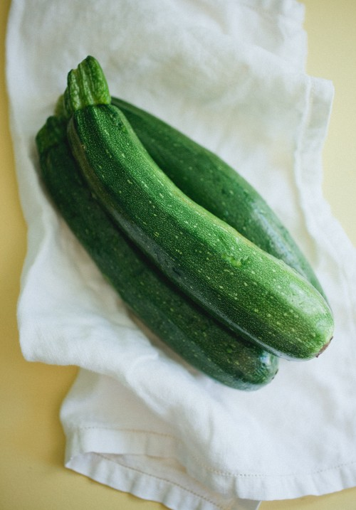 Zucchini 1 of 1 5 500x717 My New Column for Zucchini Carpaccio is on Stands Now!!